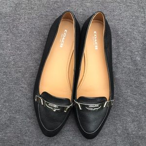 Coach Loafer buttery soft leather
